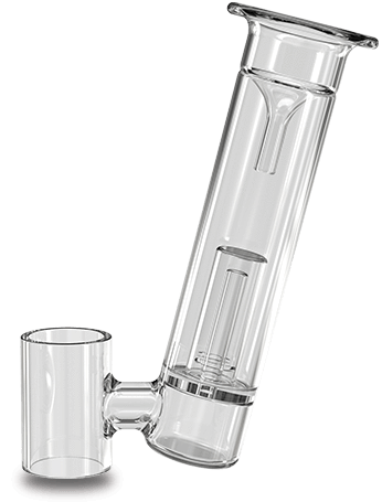 Incendio Glass Water Filter