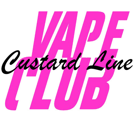 Vape Club Custard Line