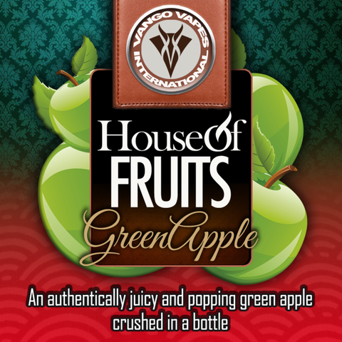 Green Apple house of vango