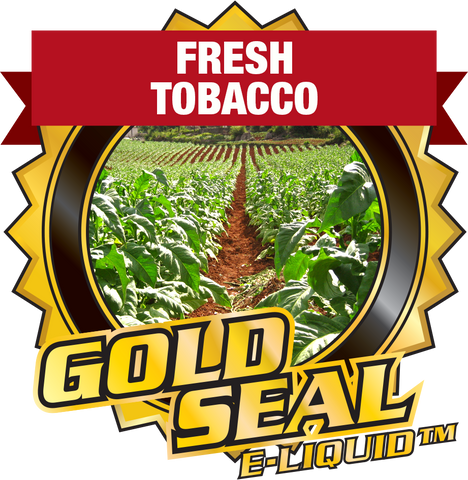 Fresh Tobacco Gold Seal 60mL