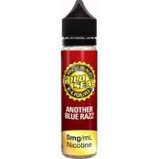 Another Blue Razz Gold Seal 60mL