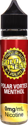 Polar Vortex Menthol Gold Seal 60mL