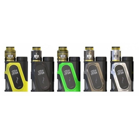 iJoy Capo Squonk Starter Kit with Combo RDA