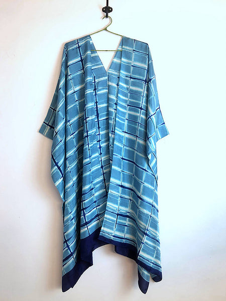 Sophie - Pure Silk Robe