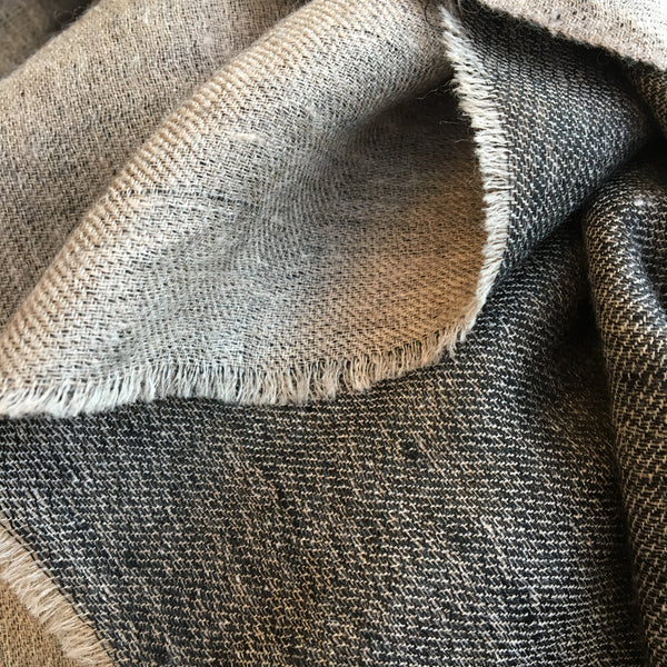 Pashmina- Charcoal/Grey