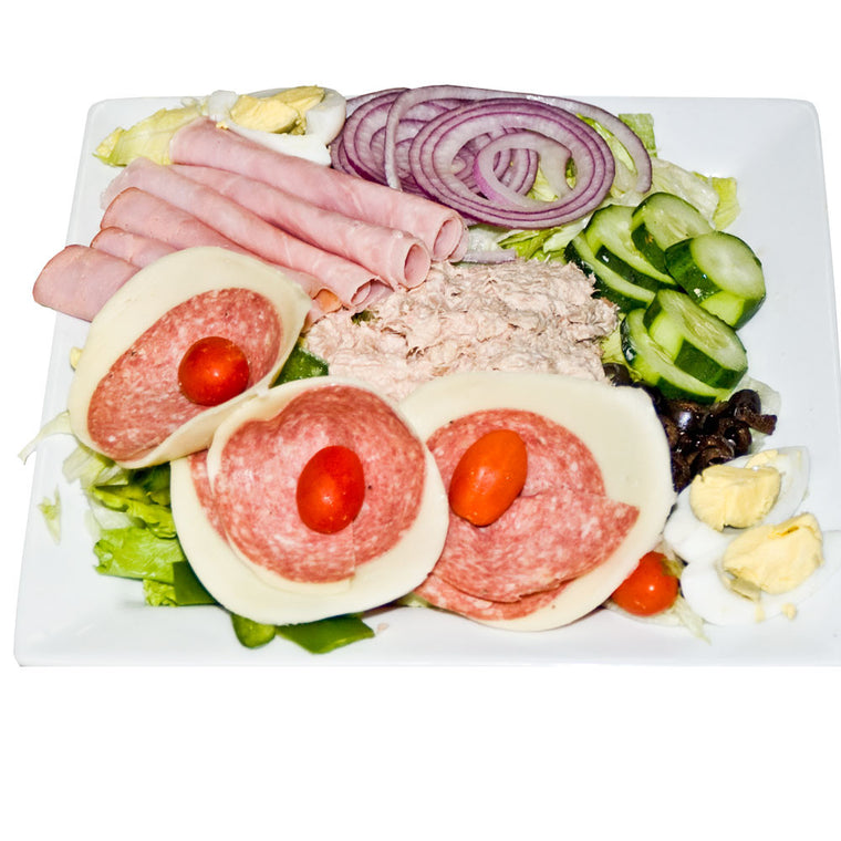 Luigi's Pizza and Pasta of North Hills - Glenside PA. Antipasto Salad, pickup or delivery.