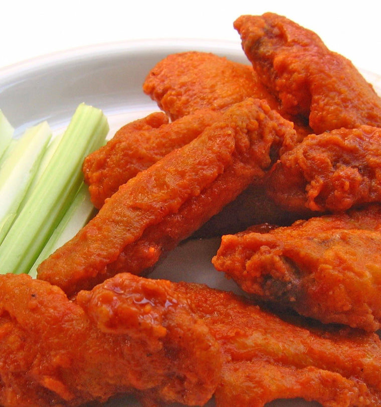 Luigi's Pizza and Pasta of North Hills - Glenside PA.  10 Buffalo Chicken Wings, pickup or delivery.