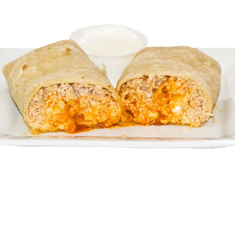 Luigi's Pizza and Pasta of North Hills - Glenside PA. Buffalo Chicken Cheesesteak Wrap, pickup or delivery.