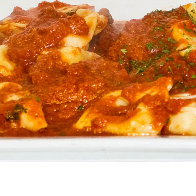 Luigi's Pizza and Pasta of North Hills - Glenside PA. Family Sized Cheese Tortelini Italian Dinner, pickup or delivery.