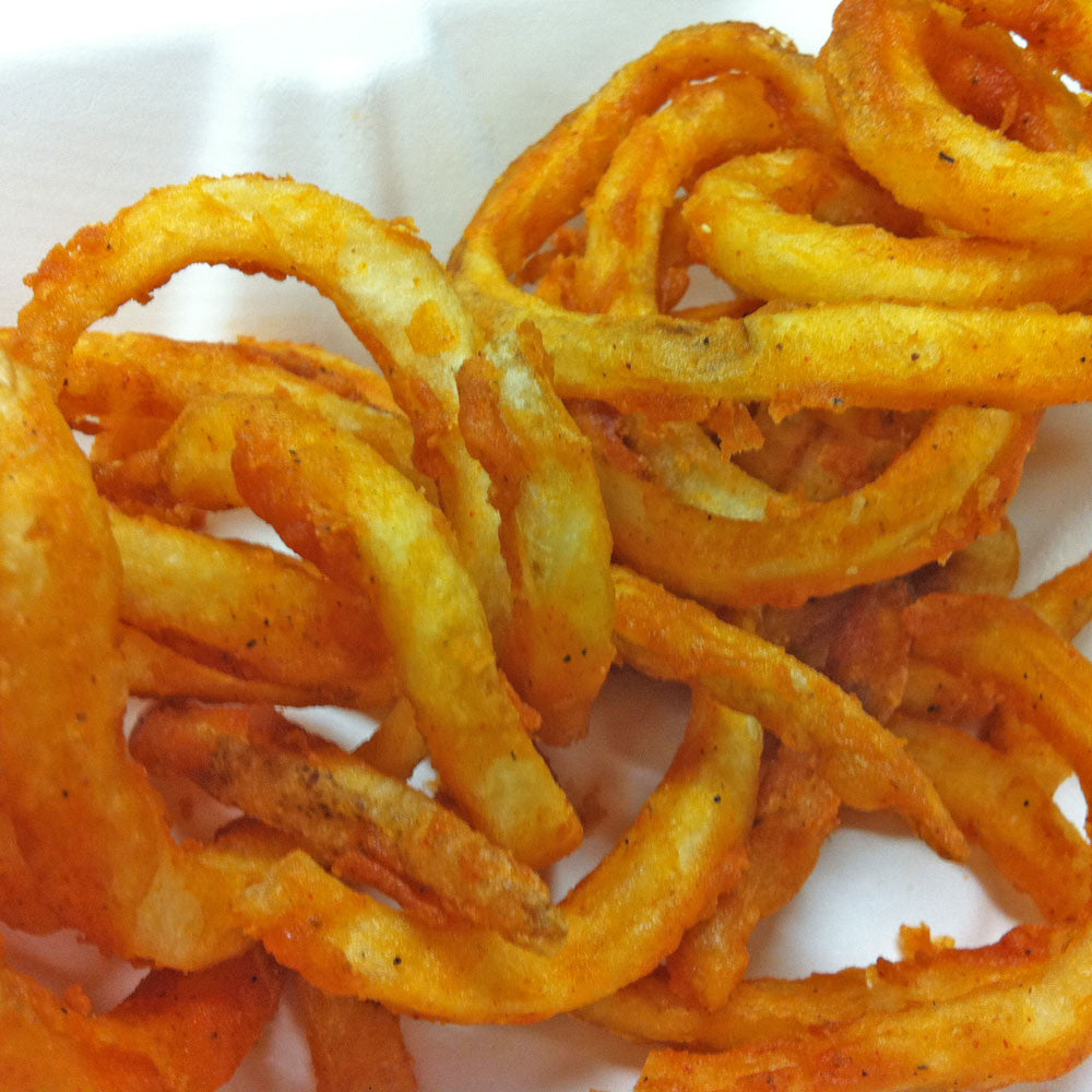 Luigi's Pizza and Pasta of North Hills - Glenside PA. Curly Fries, pickup or delivery.