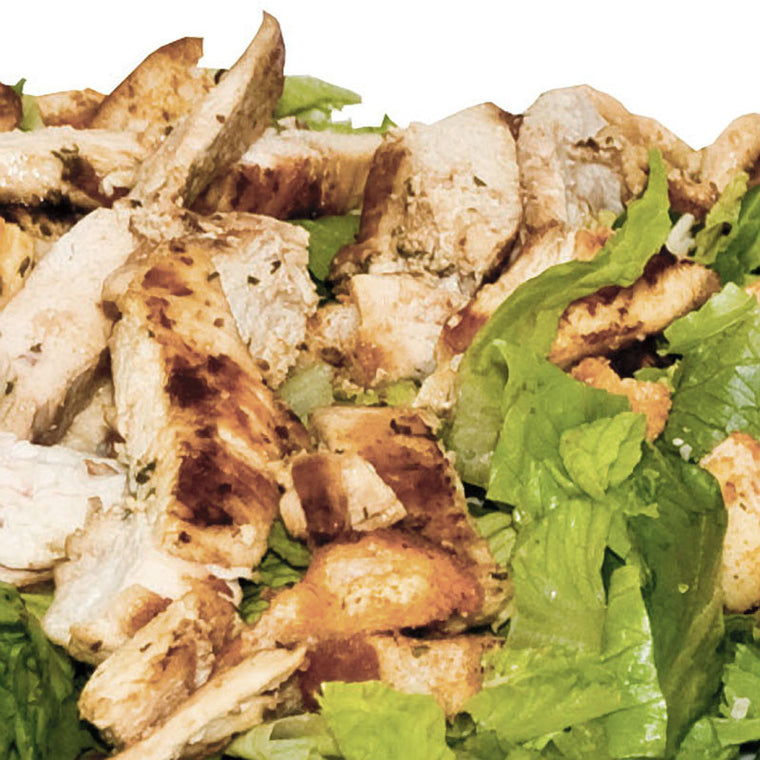 Luigi's Pizza and Pasta of North Hills - Glenside PA. Family Sized Grilled Chicken Caesar Salad Italian Dinner, pickup or delivery.