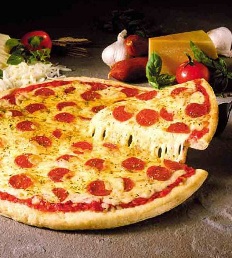 Luigi's Pizza and Pasta of North Hills - Glenside PA. Cheese Pizza Whole Toppings, pickup or delivery.