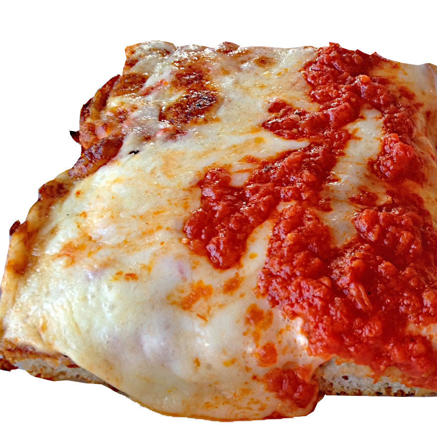Luigi's Pizza and Pasta of North Hills - Glenside PA. Plain Sicilian Pizza, pickup or delivery.