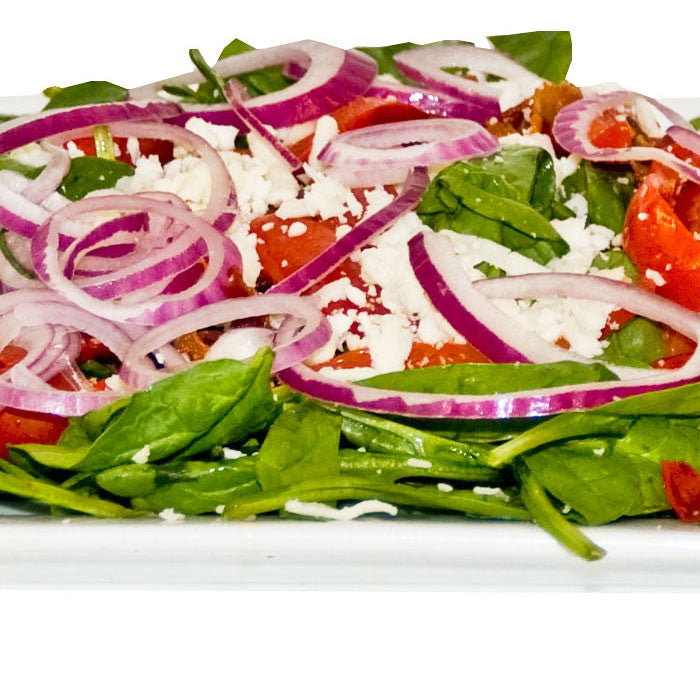 Luigi's Pizza and Pasta of North Hills - Glenside PA. Spinach Salad, pickup or delivery.