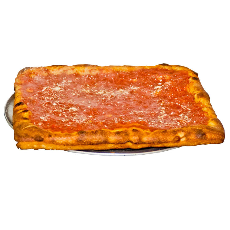 Luigi's Pizza and Pasta of North Hills - Glenside PA. Old Fashioned Tomato Pie, pickup or delivery.