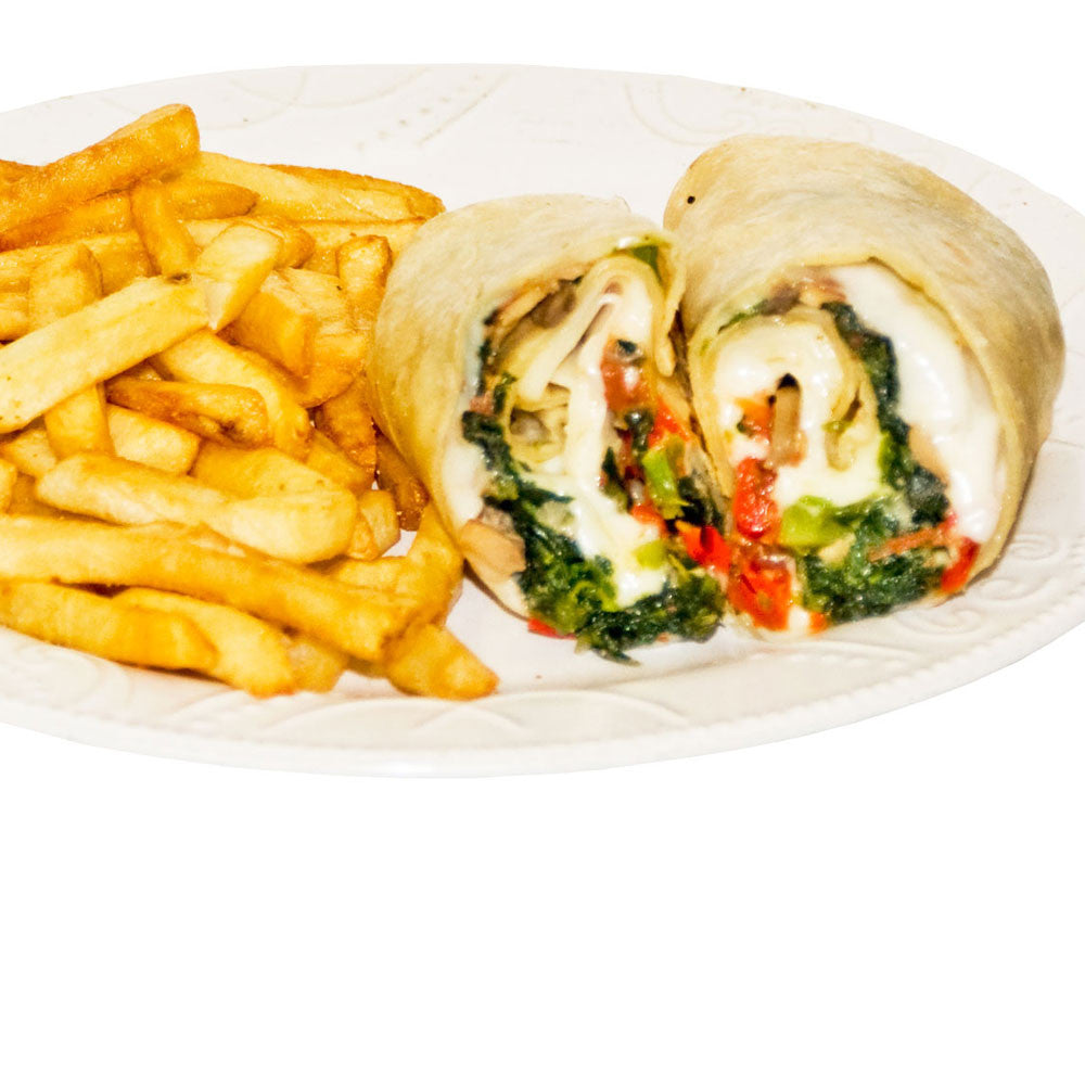 Luigi's Pizza and Pasta of North Hills - Glenside PA. Veggie Wrap, pickup or delivery.