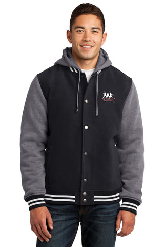 Sport-Tek Insulated Letterman Jacket