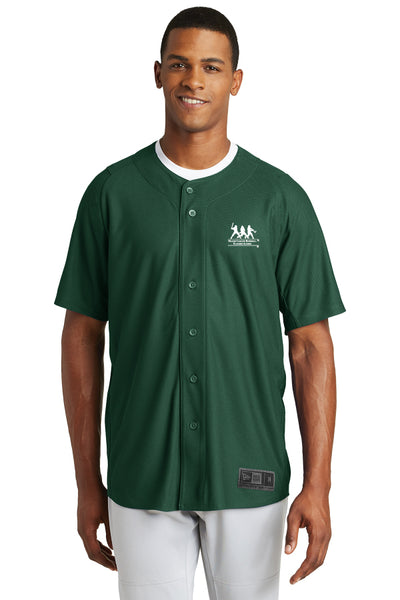 New Era® Diamond Era Full-Button Jersey