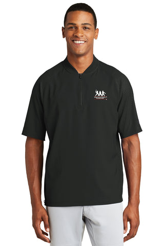 New Era® Cage Short Sleeve 1/4-Zip Jacket