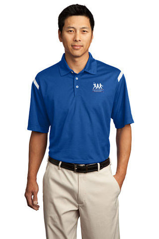 Nike - Dri-Fit Shoulder Stripe Sport Polo