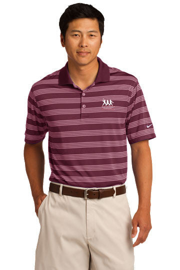 Nike Golf - Dri-FIT Tech Stripe Polo