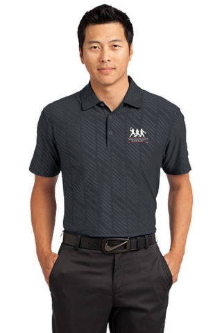 Nike Golf - Dri-FIT Embossed Polo