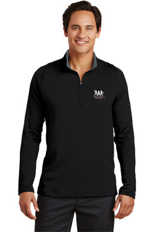 Nike - Dri-FIT Stretch 1/2-Zip Pullover