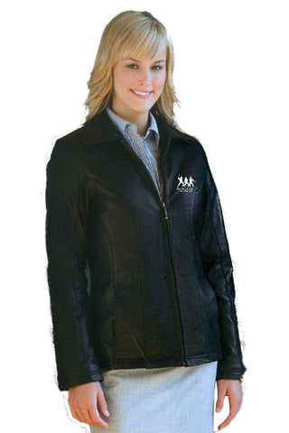 Burk's Bay Black Lamb Coat