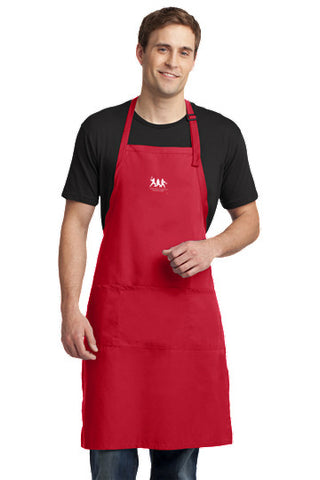 Extra Long Apron with Stain Release