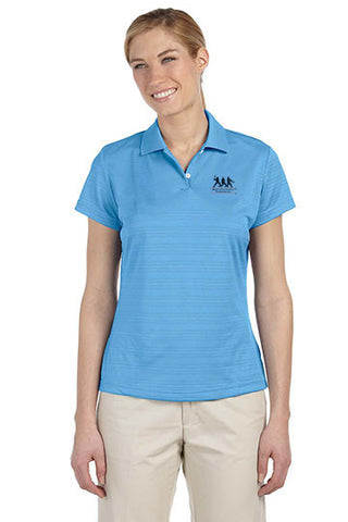 Adidas Golf - ClimaLite® Textured Short-Sleeve Polo