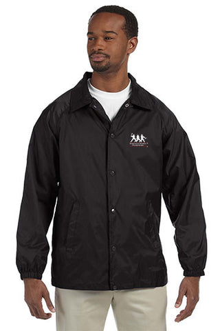 Harriton Nylon Staff Jacket