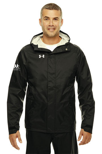 Under Armour - Black Ace Rain Jacket