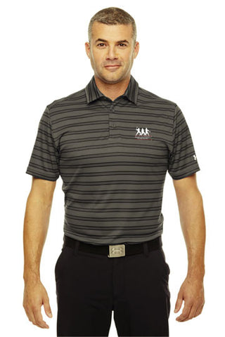 Under Armour Tech Stripe Polo