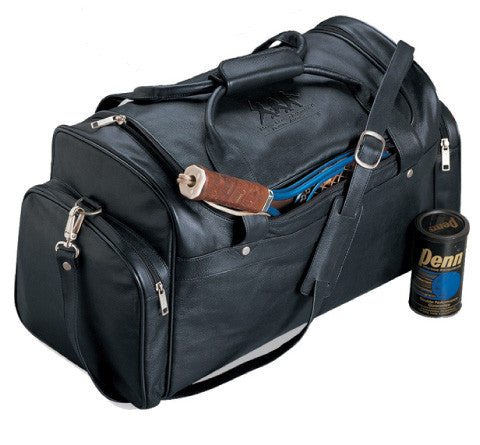 Burk's Bay Top Grain Leather Sport Duffel