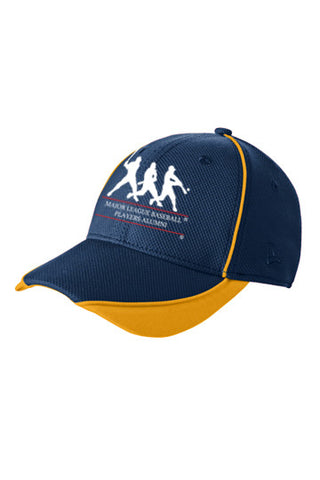 New Era Contrast Piped BP Performance Cap