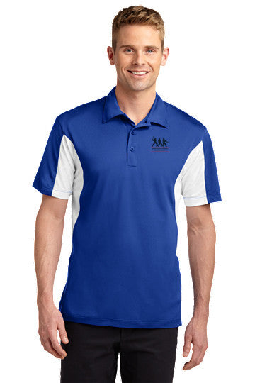 Sport-Tek - Side Blocked Micropique Sport-Wick Polo