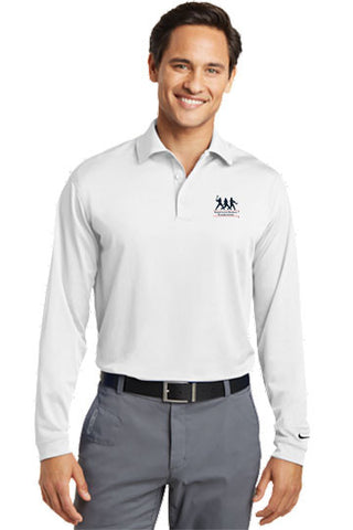 Nike - Tall Long Sleeve Dri-FIT Stretch Tech Polo