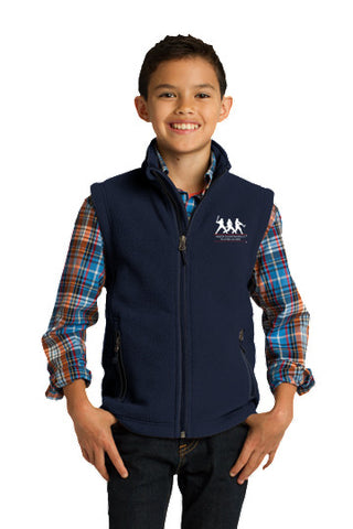 Youth Value Fleece Vest