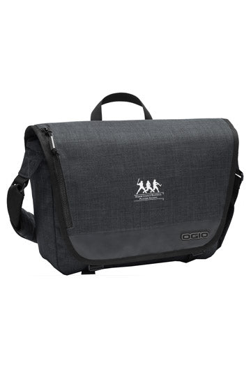 OGIO - Sly Messenger Bag: Heather Grey