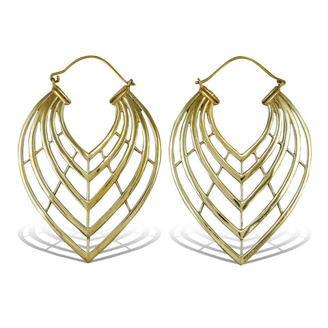 Coco Loco Diamond Drop Earrings
