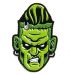 Sourpuss Kustom Kreeps Monster Attack Enamel Pin