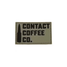 Load image into Gallery viewer, Contact Coffee Co. Patch