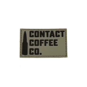 Contact Coffee Co. Patch