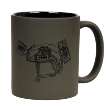Load image into Gallery viewer, Caffeinate to Operate mug