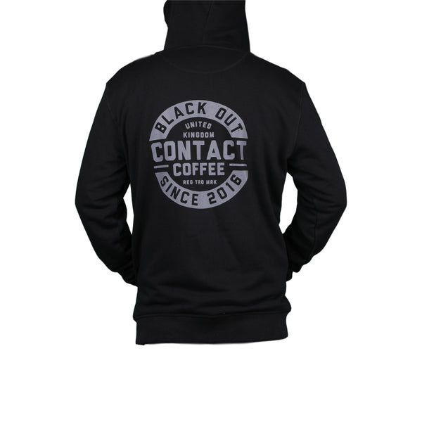 Black Out Hoody + FREE mug