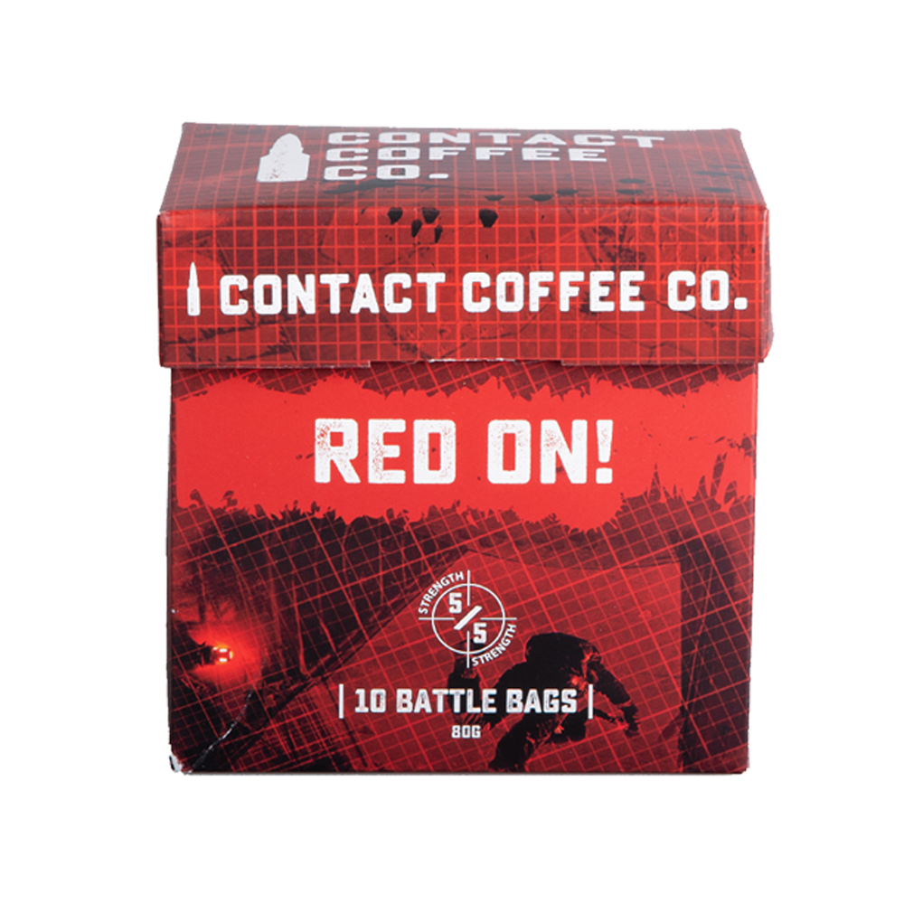 Red On! Battle Box - 10 bags