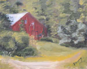 Plein-Air Trip To Nellysford, VA