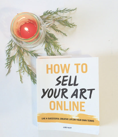how to sell your art online | Cory Huff