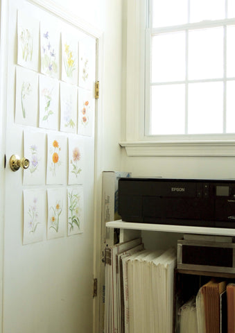studio refresh | printing | beverly gurganus fine art
