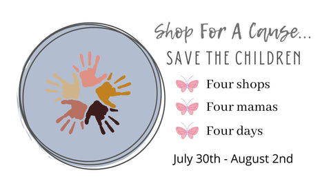 shop for a cause | Child trafficking | Beverly Gurganus Fine Art